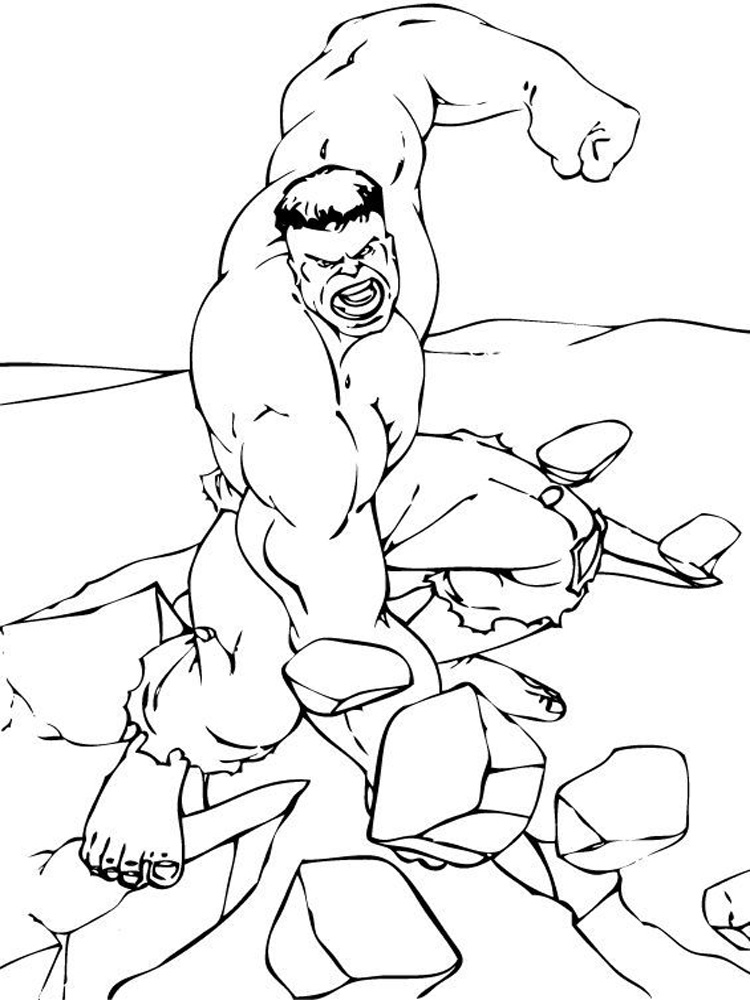 Dc Superhero Coloring Pages For Boys 21