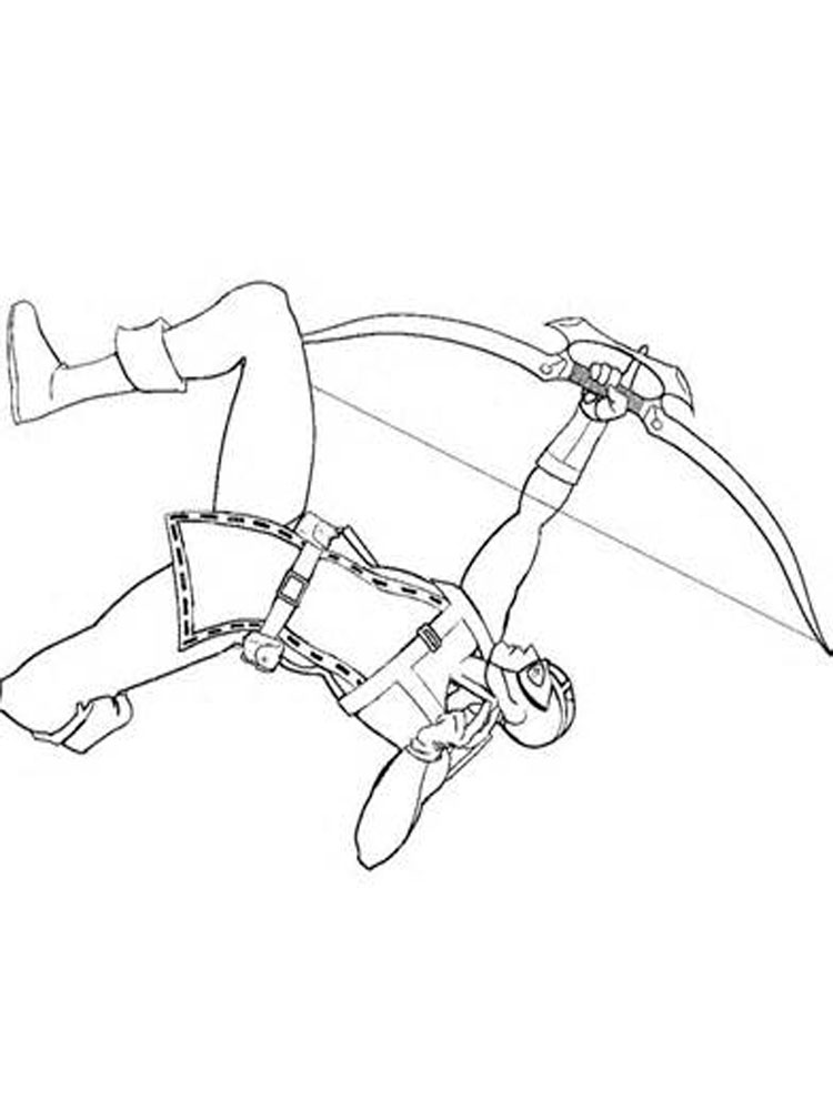 Hawk Eye Coloring Pages For Adults Hawk Best Free