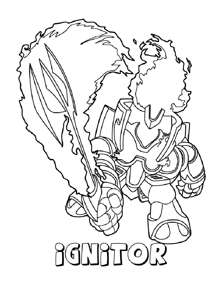 Hoot Loop Coloring Pages For Boys 16