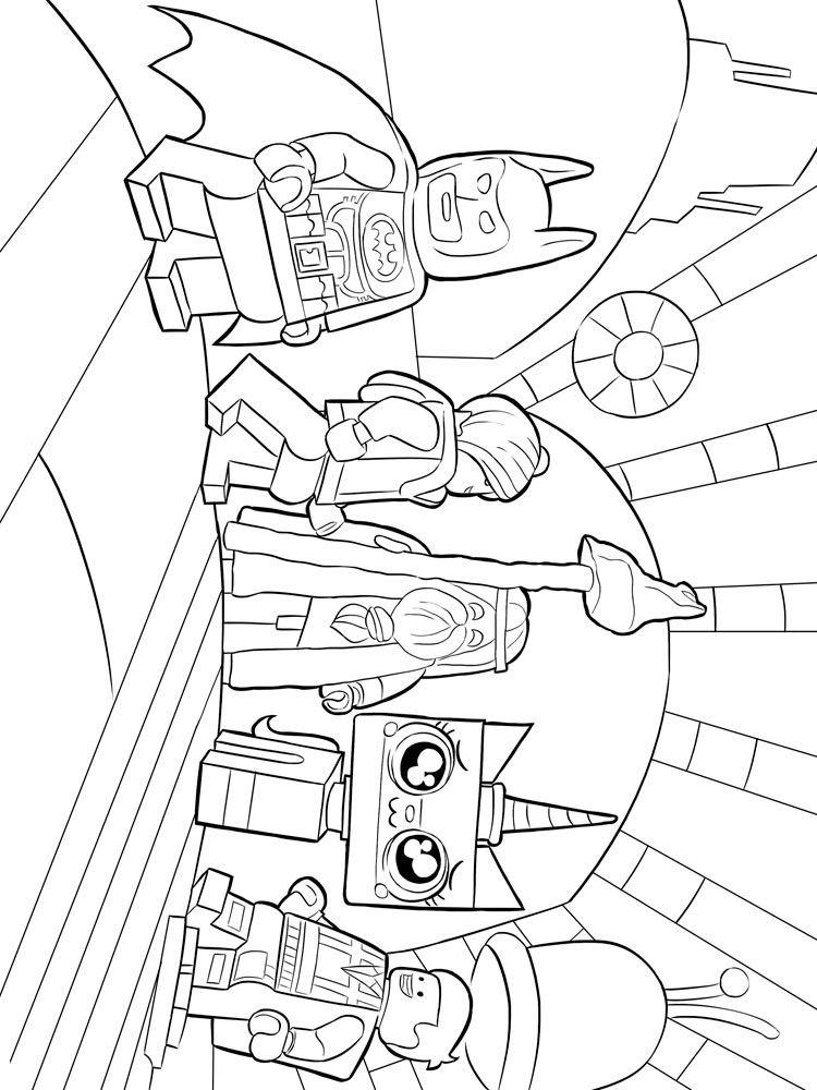 lego batman coloring pages for boys 11