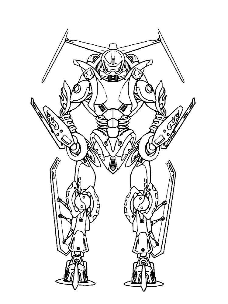 Lego Bionicle coloring pages Free