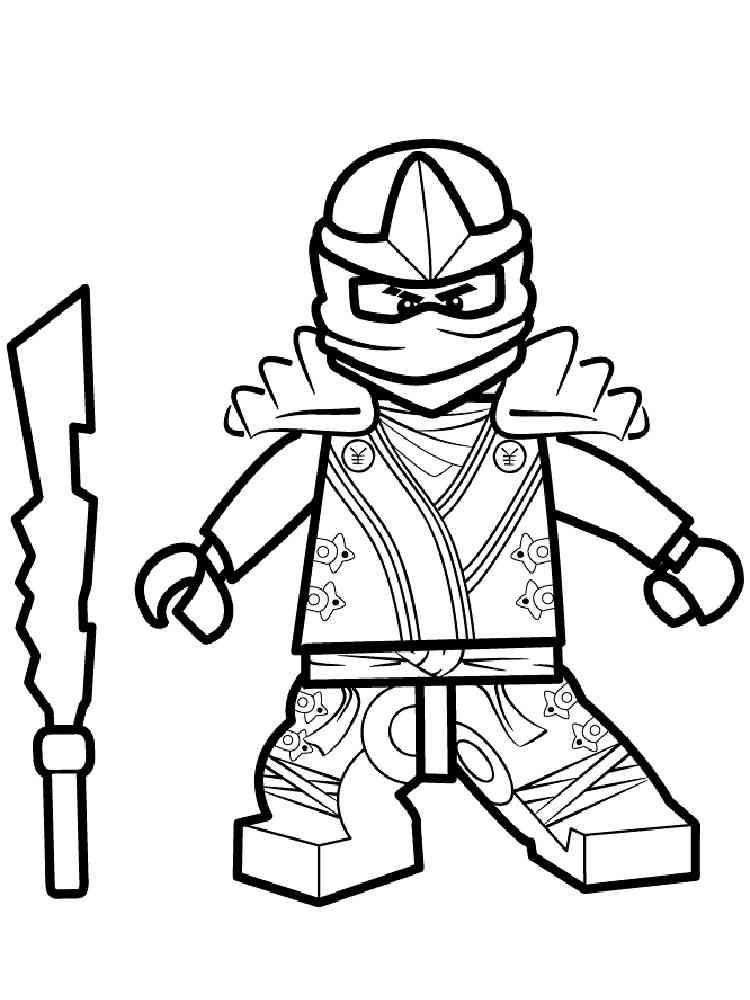 Lego Ninjago coloring pages. Free Printable Lego Ninjago ...