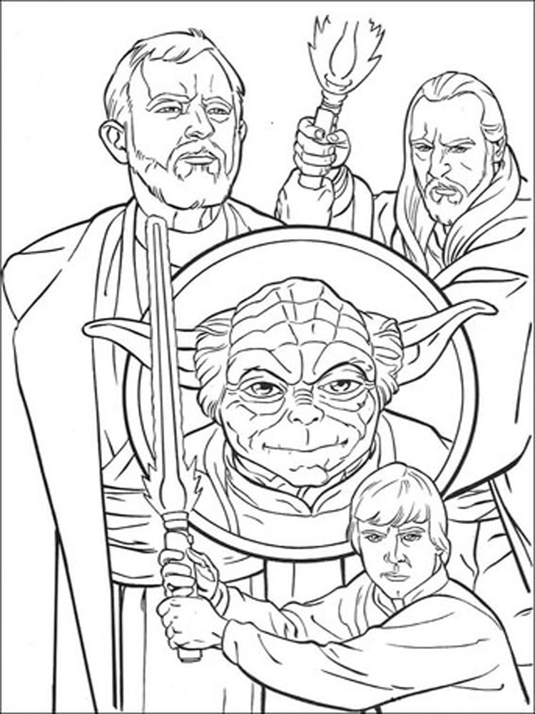 ... luke-skywalker-coloring-pages-for-boys-10 ...