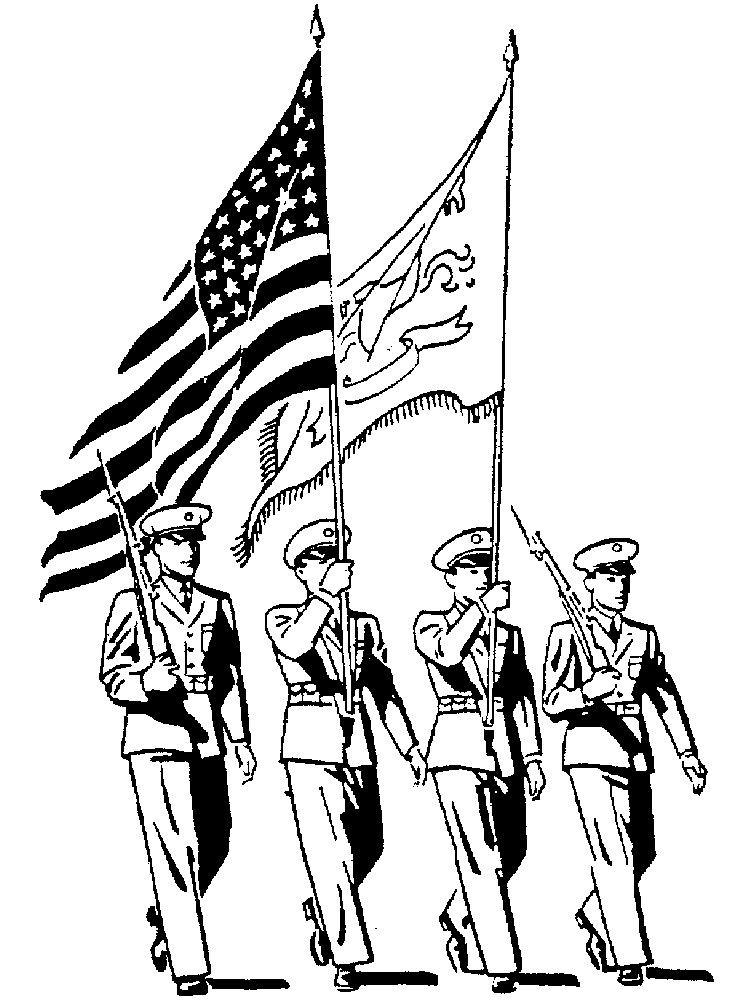 Military coloring pages. Free Printable Military coloring ...
