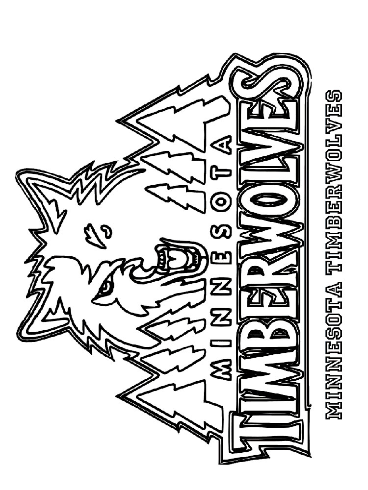 NBA Team coloring pages Free Printable NBA Team coloring pages