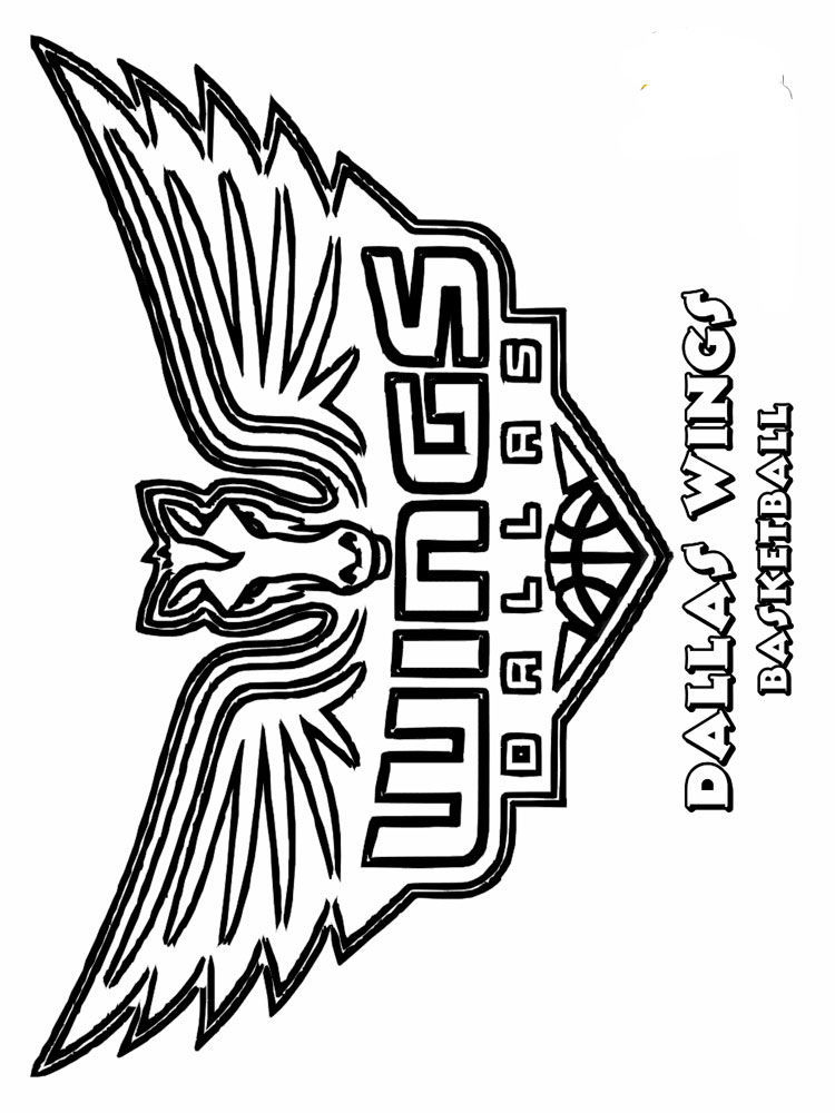 Nba Team Coloring Pages Free Printable Nba Team Coloring