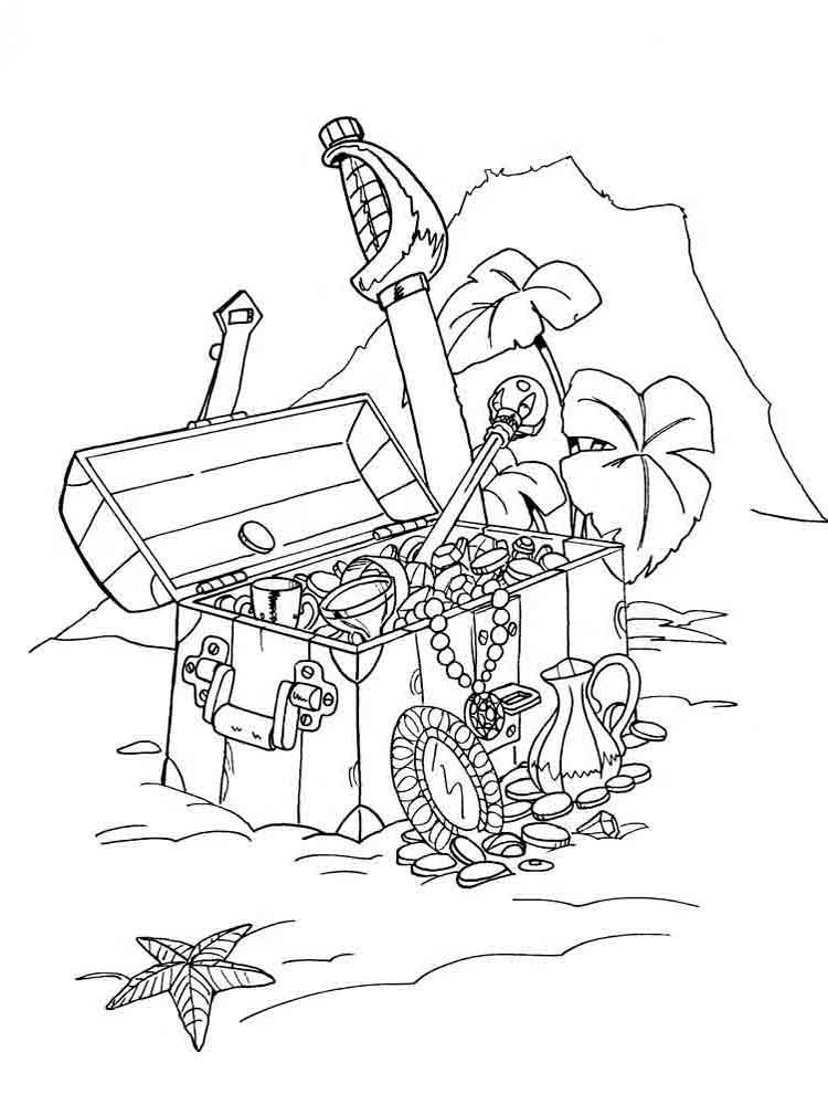 free coloring pages of pirate ship | Pirates coloring pages. Download and print pirates ...