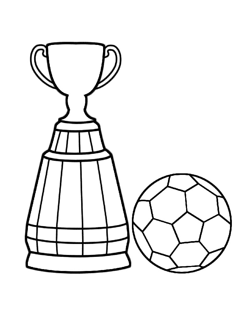 soccer ball coloring pages for boys 10 - Soccer Ball Coloring Page