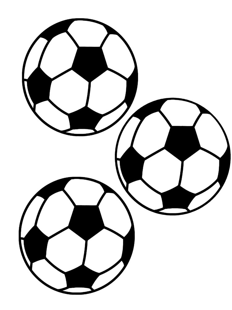 Soccer ball coloring pages free printable soccer ball for Soccer balls coloring pages