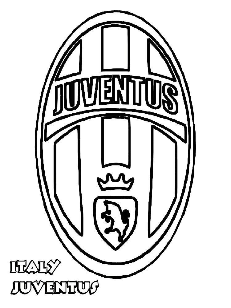 Soccer Logos coloring pages Free Printable Soccer Logos coloring