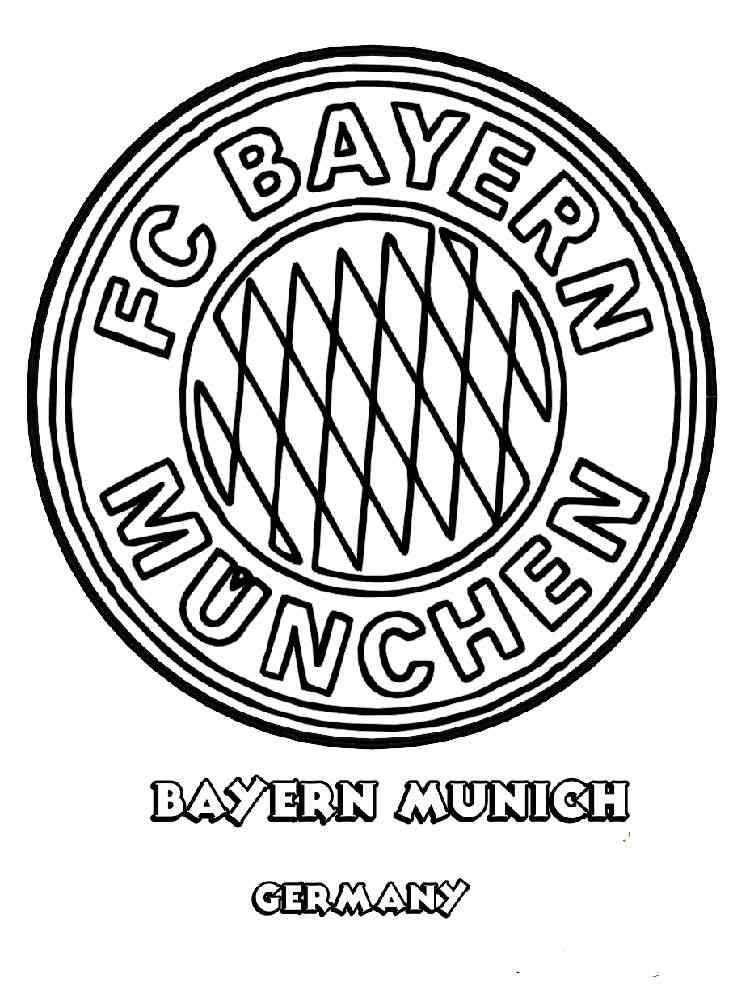 Soccer Logos Coloring Pages Free Printable Soccer Logos