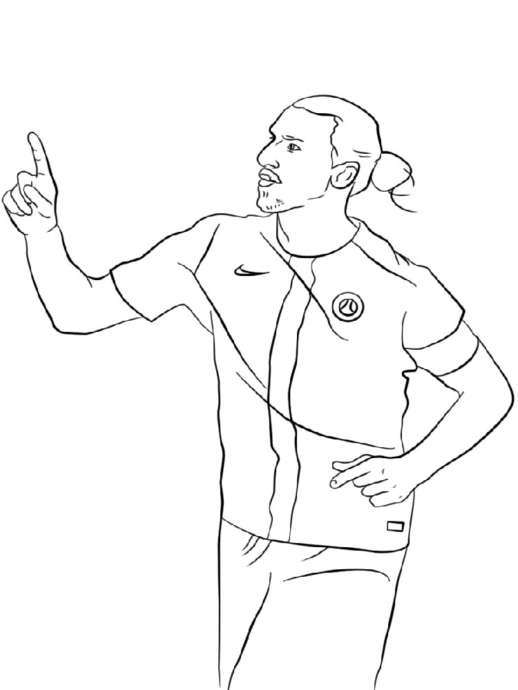 coloring pages for boys soccer - photo#36