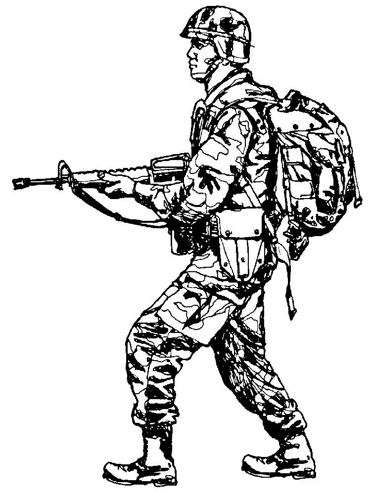 soldier coloring pages for boys 1 - Soldier Coloring Pages