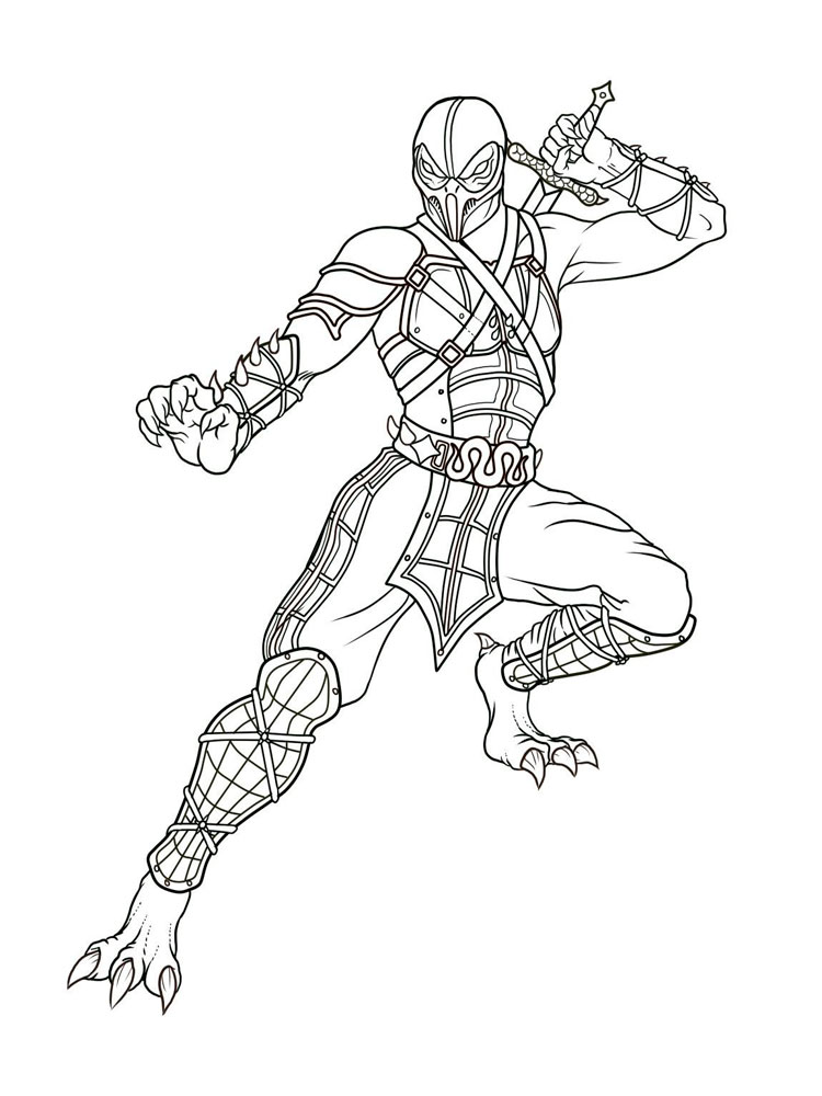 zero coloring pages - photo#23