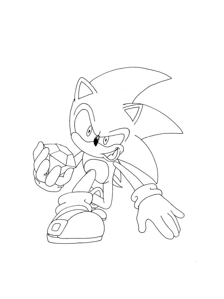 super sonic coloring pages - super sonic coloring pages free printable super sonic