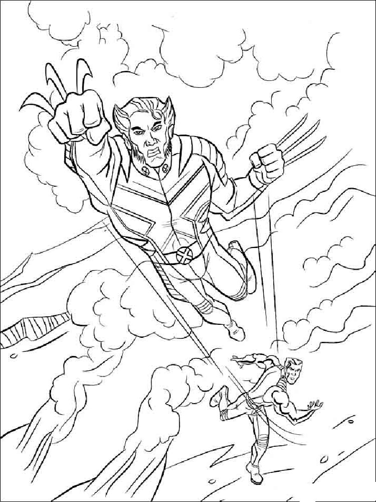 Superheroes Coloring Pages Free Printable Superheroes Coloring Pages For Boys Superheroes