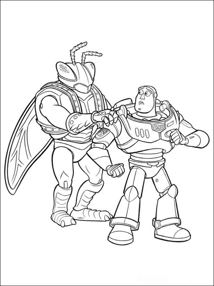 Toys For Boys To Color : Free printable toy story coloring pages