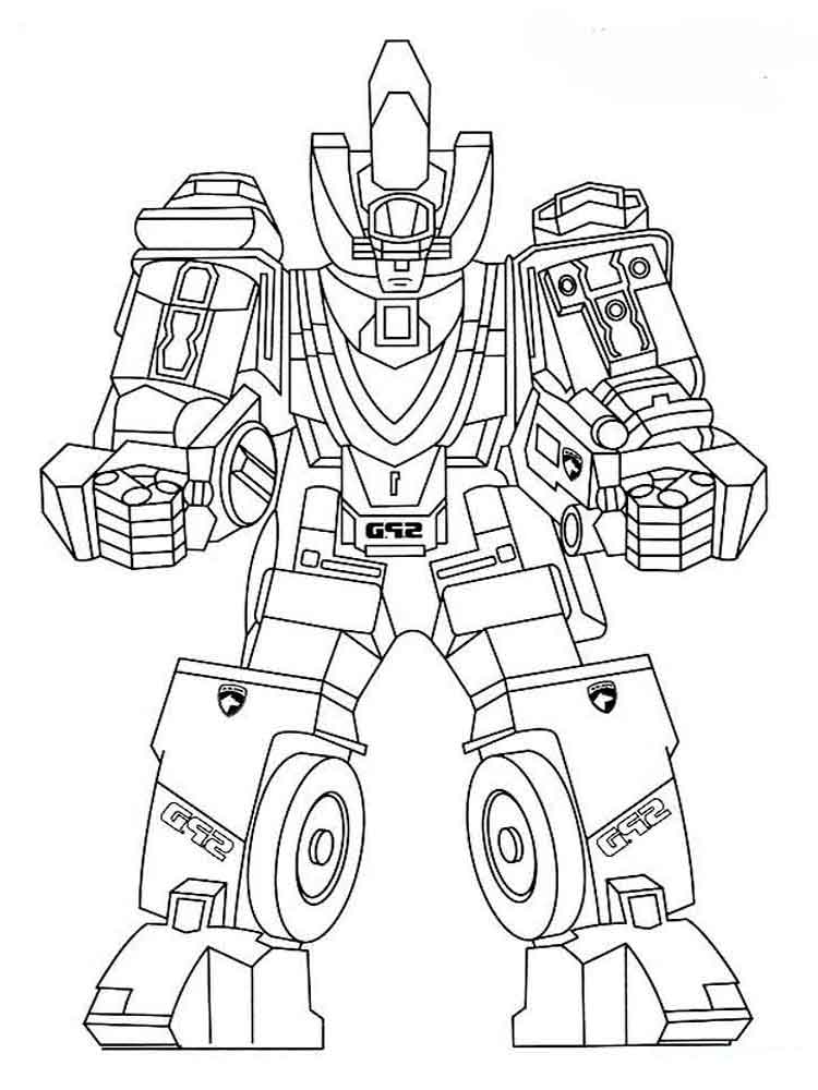 Transformers coloring pages. Download and print ...
