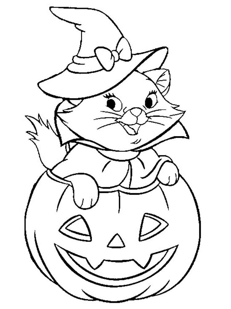 Aristocats Coloring Pages 3