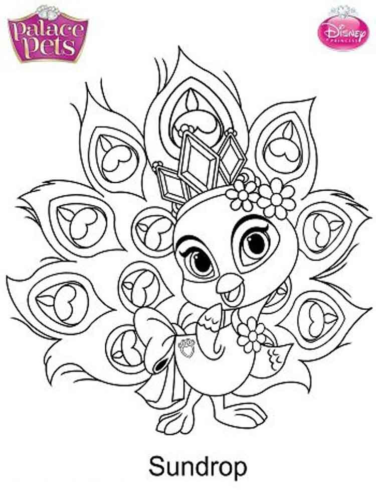 Disney Pets Coloring Pages on Finding Nemo Coloring Pages To Print