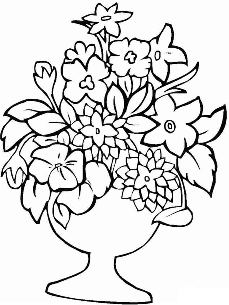 HD wallpapers flower girl coloring pages