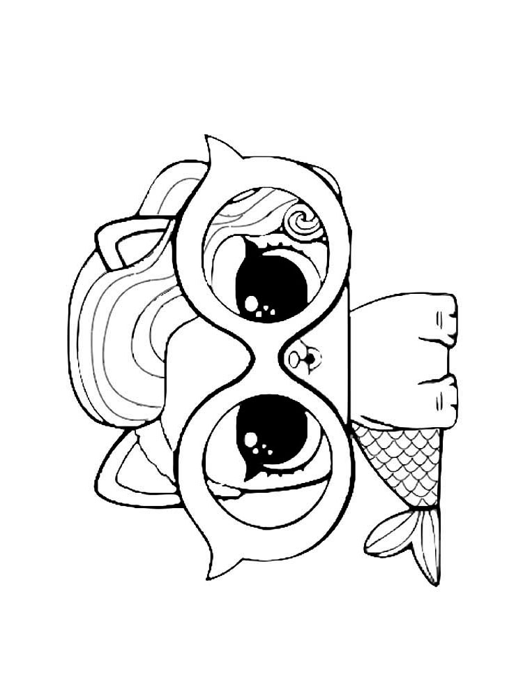 Pets LOL coloring pages. Download and print Pets LOL ...