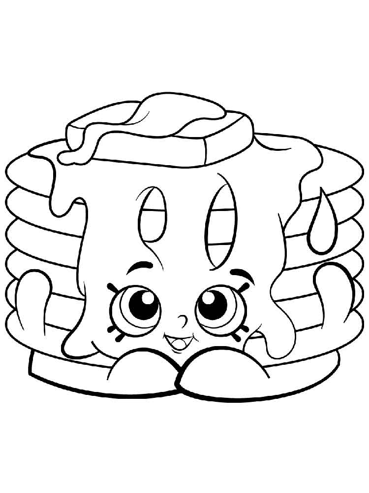 Shopkins coloring pages. Download and print Shopkins ...