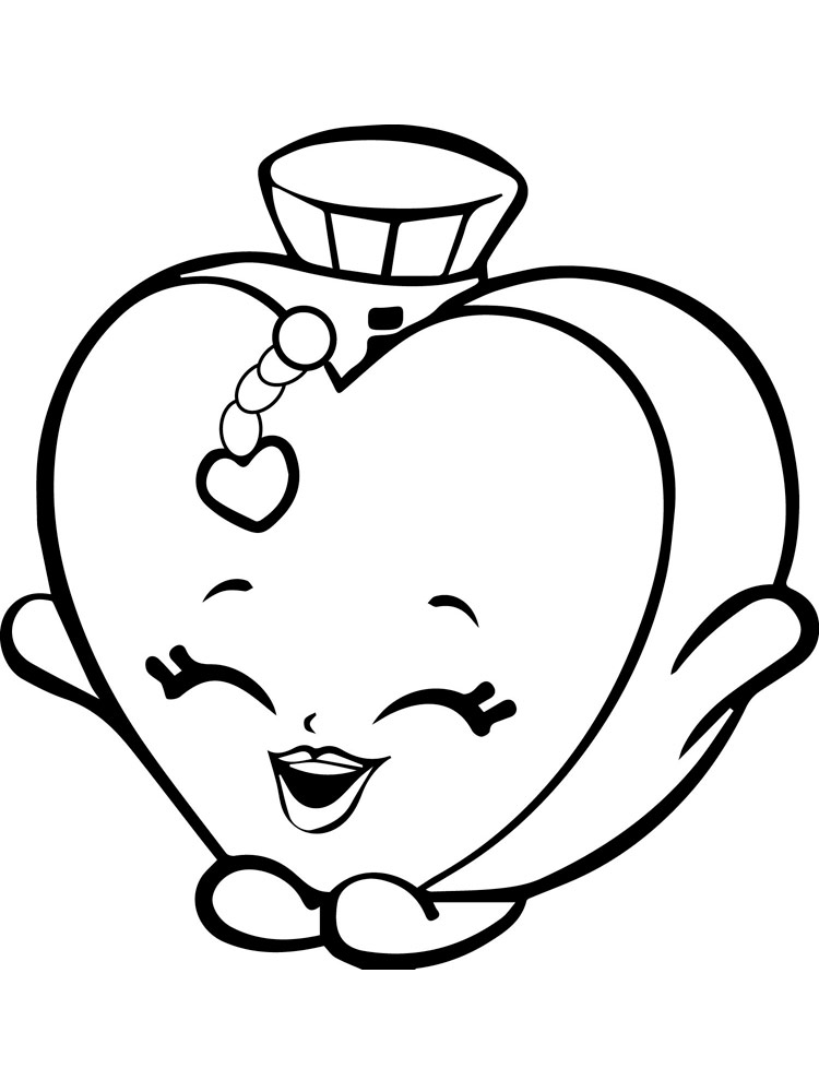 Squishy coloring pages. Download and print Squishy ...
