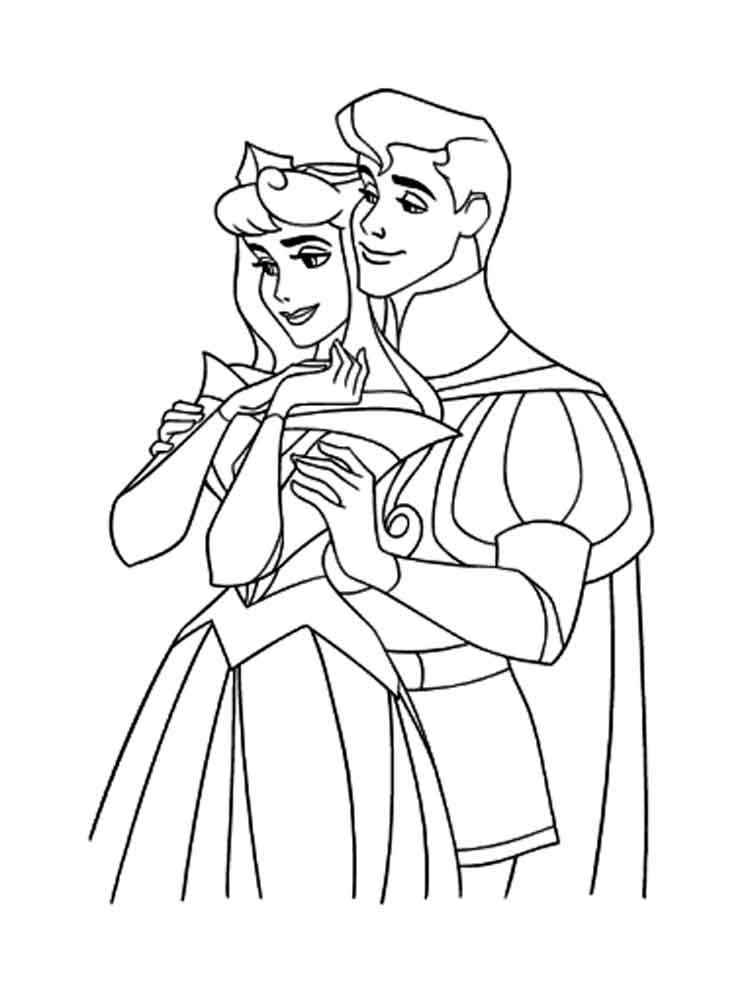 Aurora Disney Princess coloring pages. Free Printable ...
