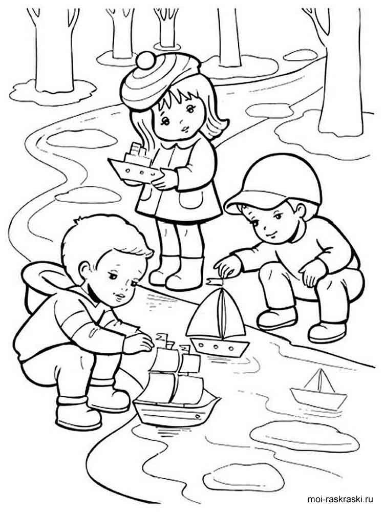 coloring pages for 5 6 7 year old - Girl Coloring Pages 2
