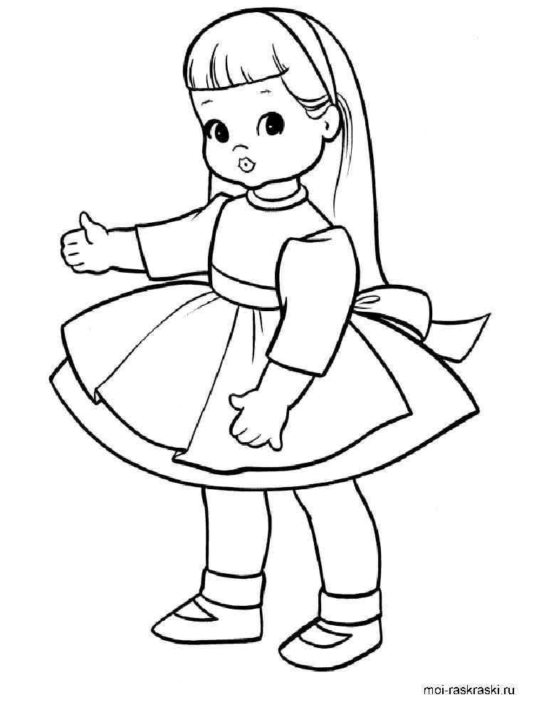 Coloring Pages For 6 Year Old Girls Www.robertdee.org