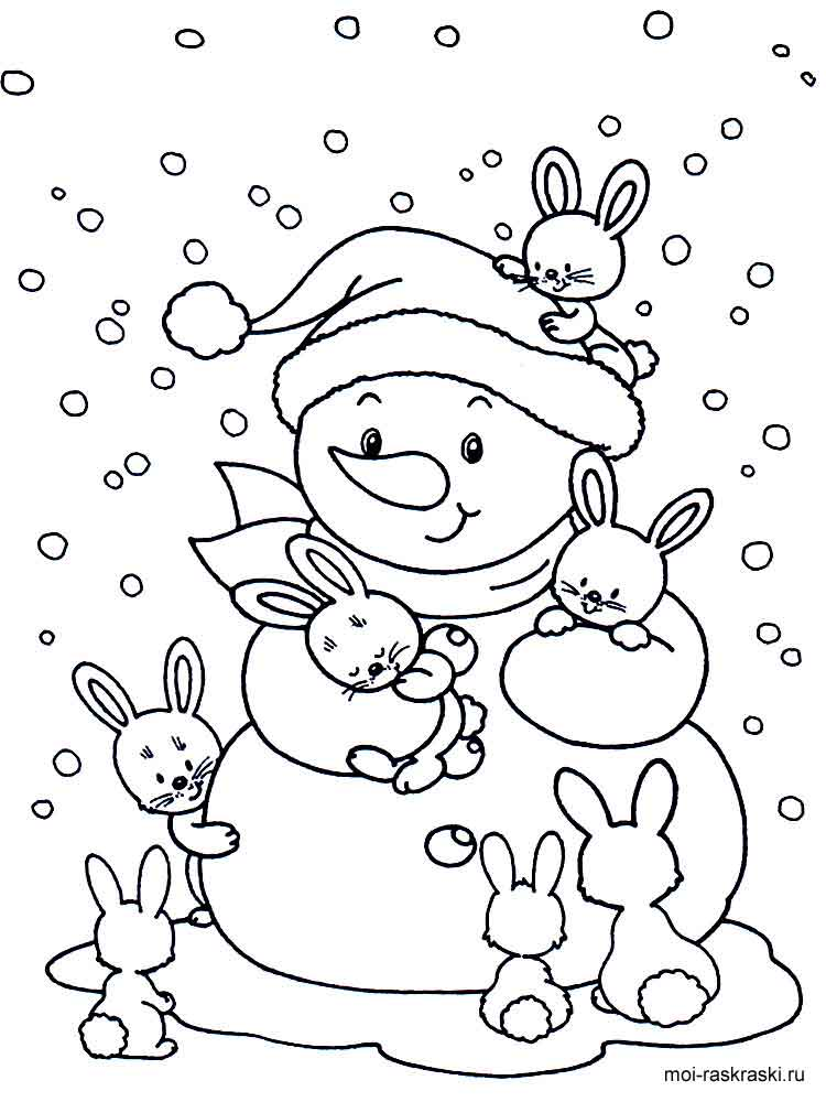 Coloring pages for 5-6-7 year old girls. Free Printable ...