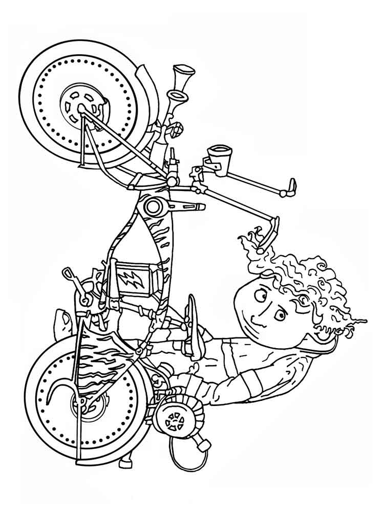 Coraline Coloring Pages Free Printable Coraline Coloring Pages