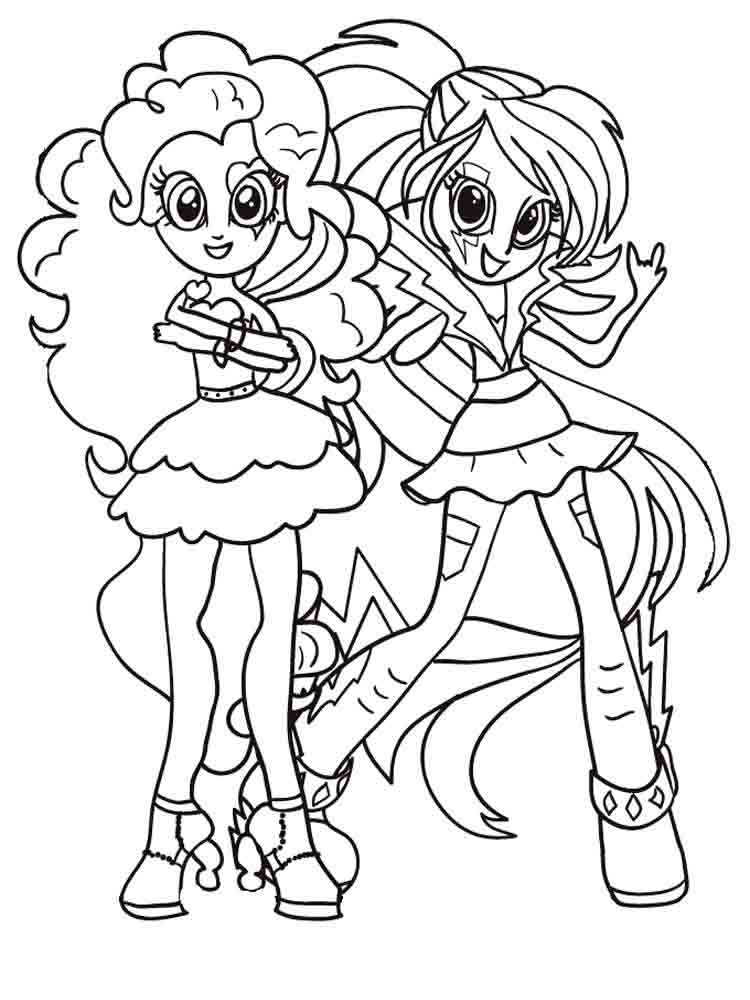 My little pony equestria girls friendship games coloring pages ~ Equestria girls coloring pages. Download and print ...