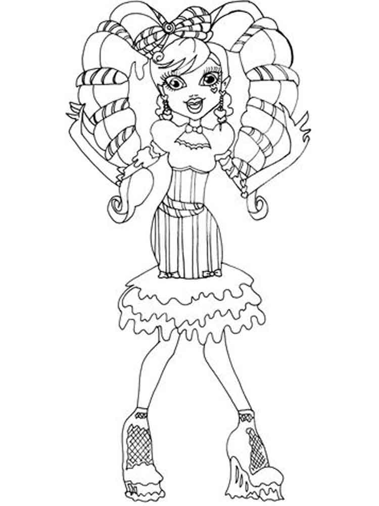 howleen wolf coloring pages photo14