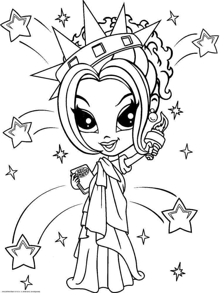 Lisa Frank coloring pages. Free Printable Lisa Frank ...