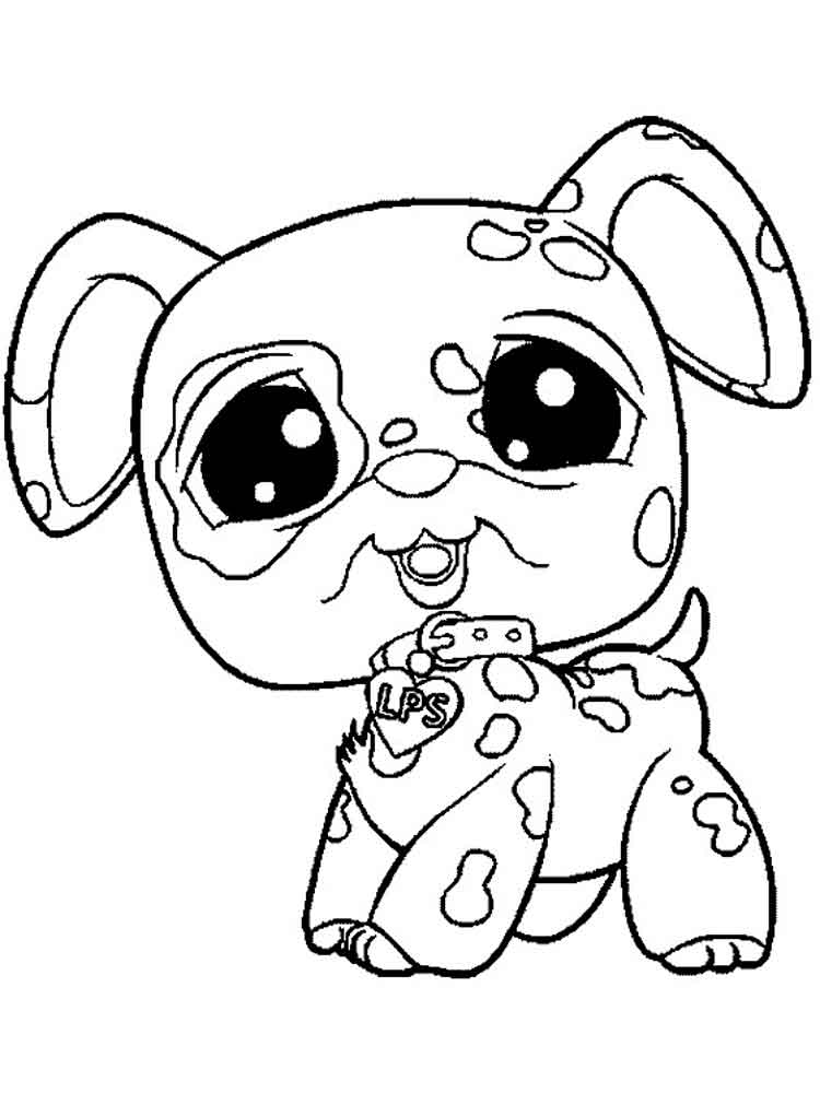 lps coloring pages 10 lps horse coloring page