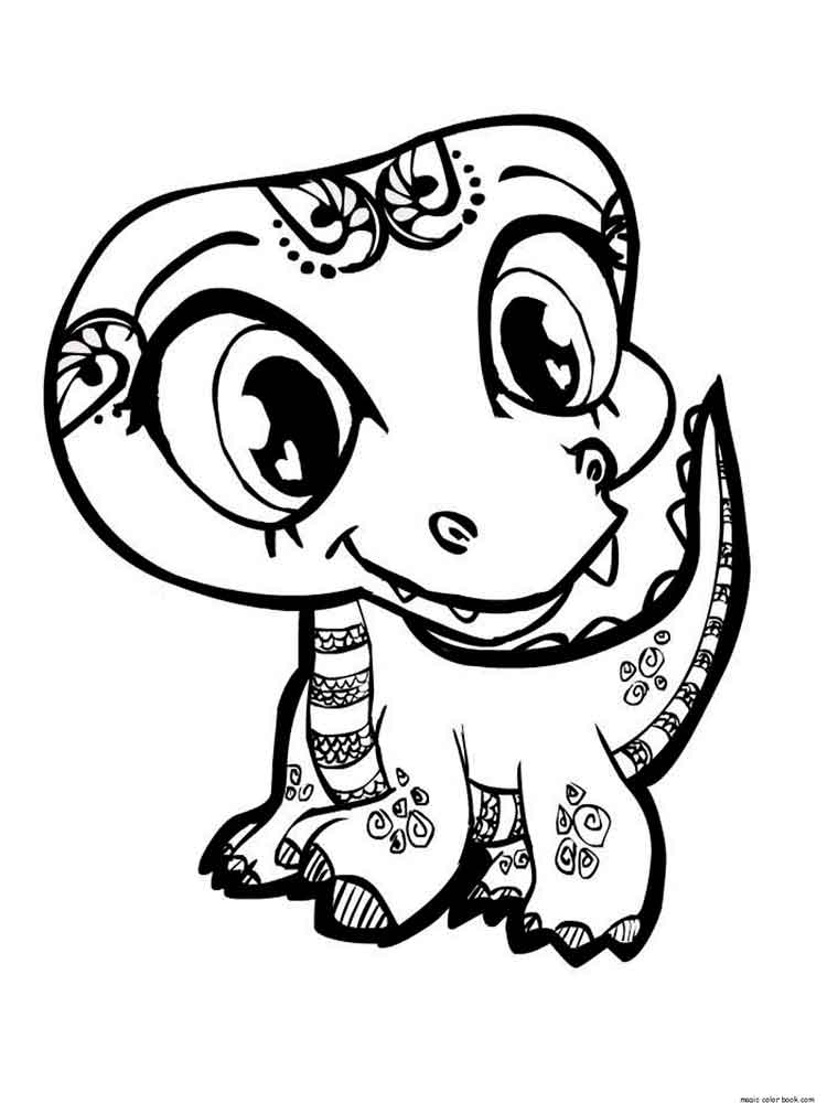LPS coloring pages. Free Printable LPS coloring pages.