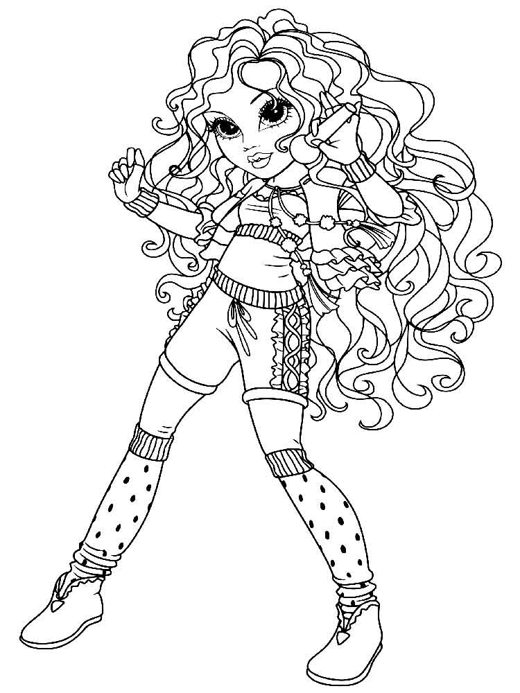 Free moxie girls coloring pages ~ Moxie coloring pages. Free Printable Moxie coloring pages.
