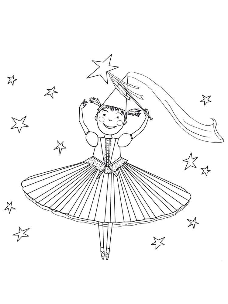 Pinkalicious Coloring Pages Free Printable Pinkalicious