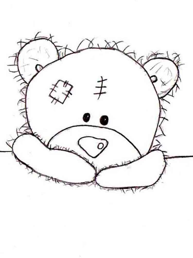 Teddy Bears Coloring Pages on Sofia First Coloring Pages