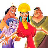 The Emperor's New Groove coloring pages