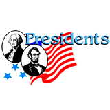 U.S. Presidents coloring pages