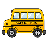 School Bus Safety coloring pages