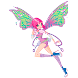 Tecna Winx coloring pages