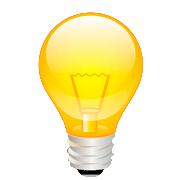 Lightbulb coloring pages