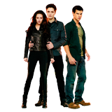 The Twilight Saga coloring pages
