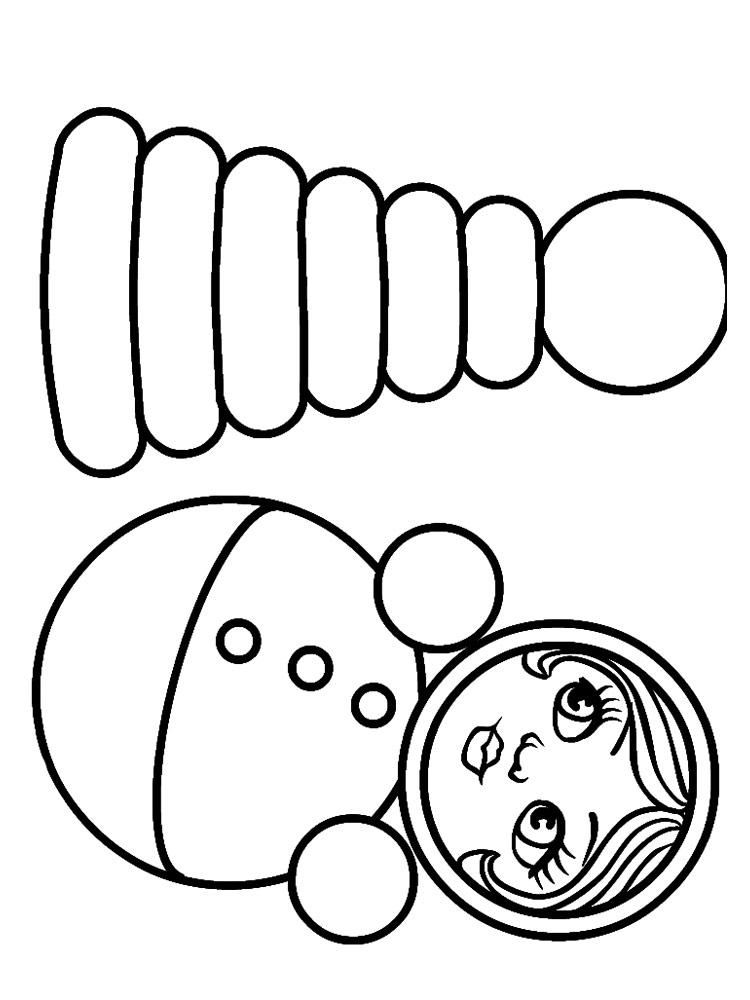 4 Year Old Coloring Pages. Free Printable 4 Year Old Coloring Pages.