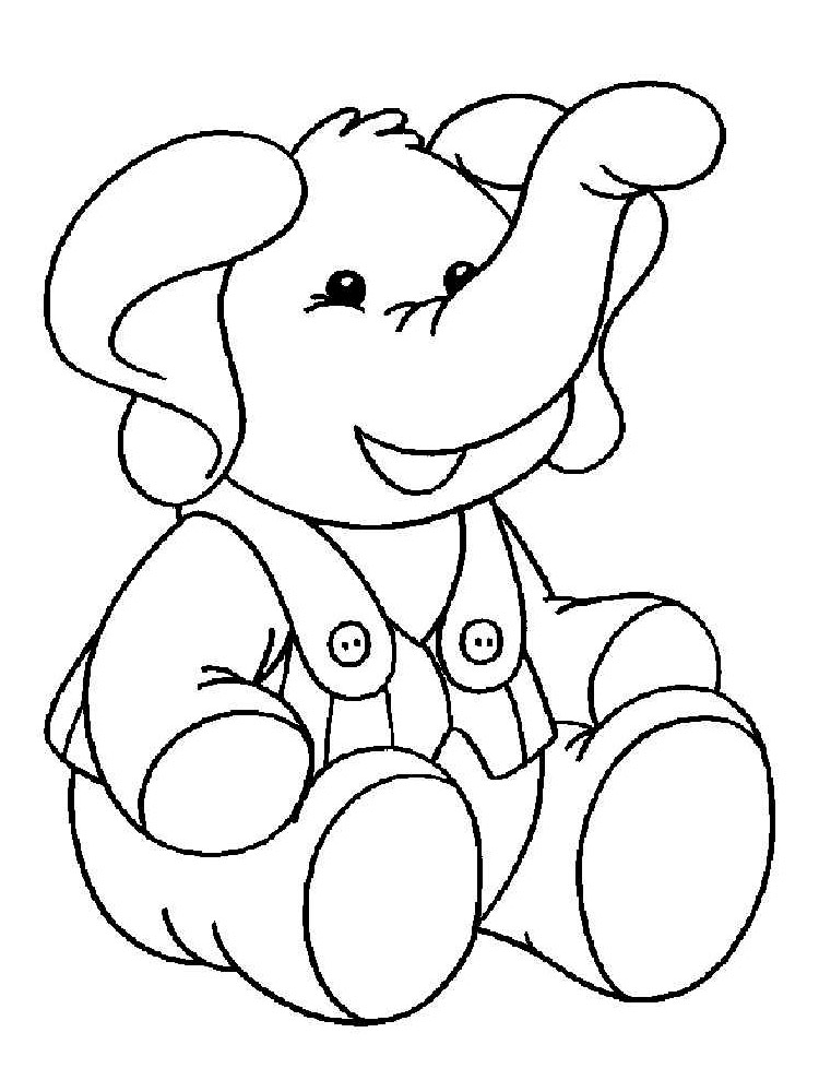 4 Year Old coloring pages. Free Printable 4 Year Old ...