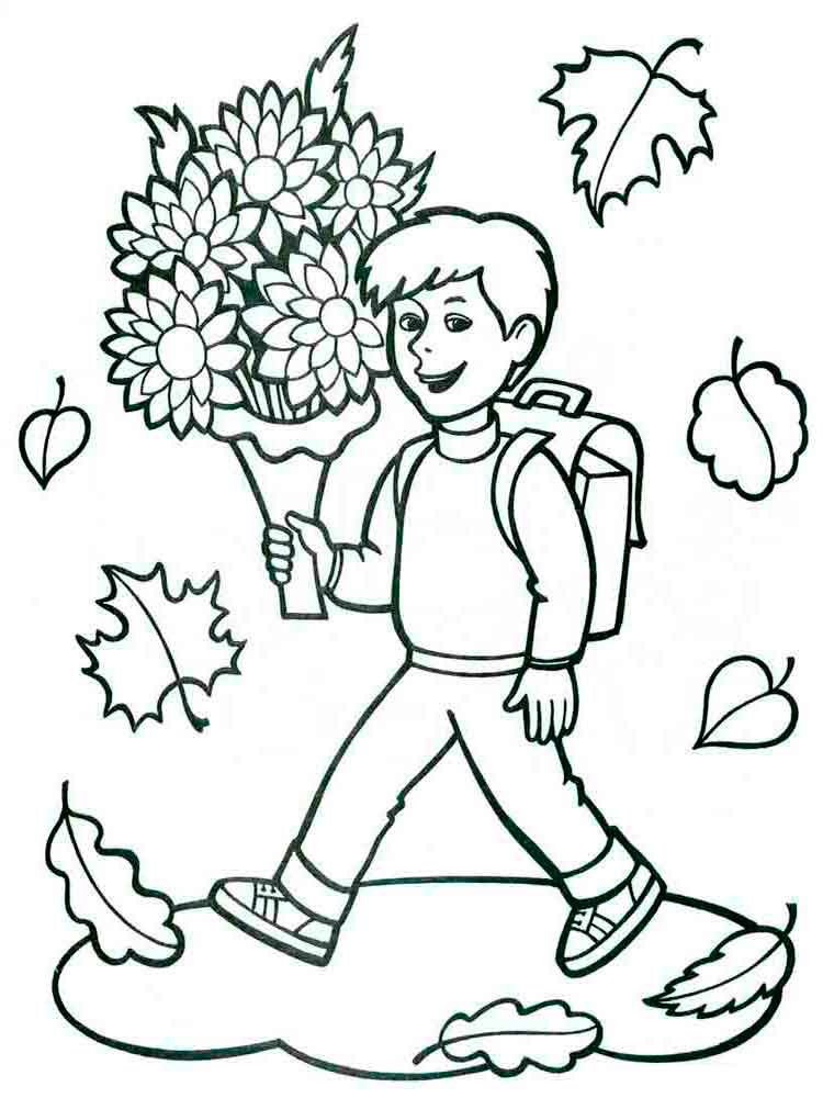 Autumn coloring pages. Download and print autumn coloring ...